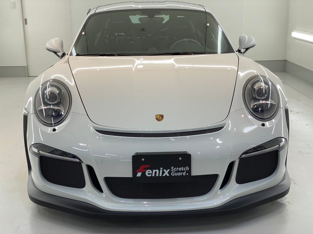 Fenix ポルシェGT3RS カーメイクアートプロ