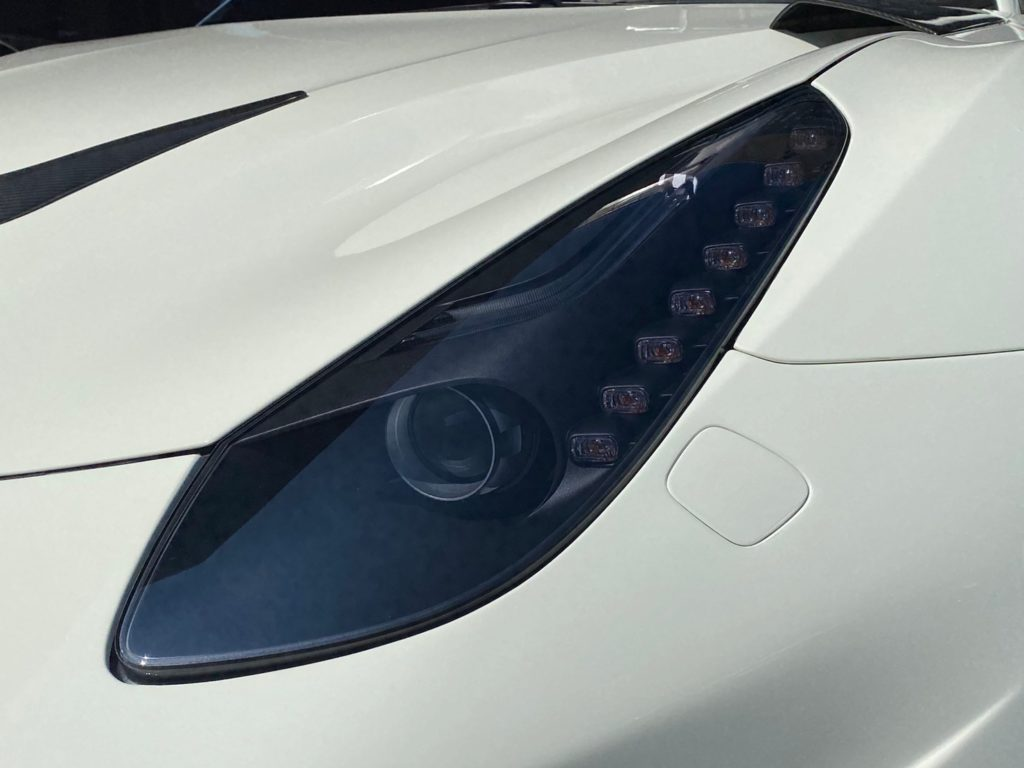 F12カーボンステアリング加工_Carmakeartpro